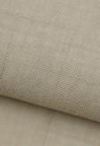 Roleta rzymska w tkaninie transparentnej o wyrazistej strukturze w kolorze beżowym (F19) na wymiar.