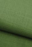 Roleta rzymska zaciemniająca o naturalnym splocie w kolorze zielonym (DO35) na wymiar.
