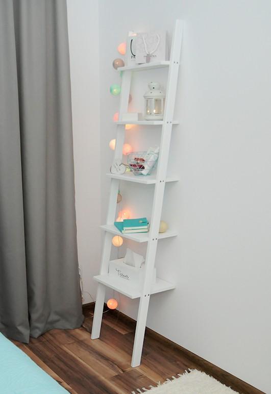 Drabinka Niebiańska Aniela Biała 40x180 Nasze Domowe Pielesze