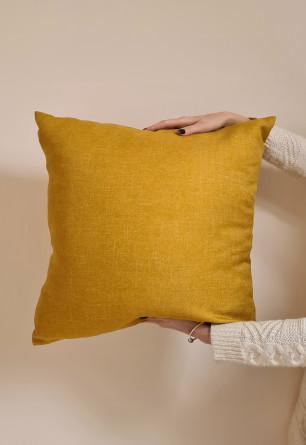 Dekoracyjna poszewka na poduszkę w tkaninie Boho 40x40
