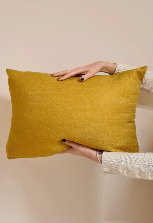 Dekoracyjna poszewka na poduszkę w tkaninie Boho 30x50