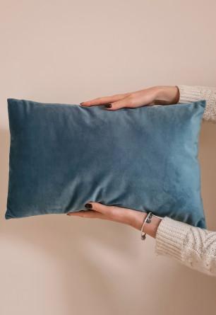 Dekoracyjna poszewka na poduszkę w tkaninie Welur 30x50