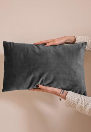 Dekoracyjna poszewka na poduszkę w tkaninie Velvet 30x50