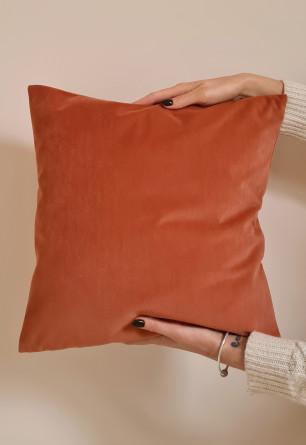 Dekoracyjna poszewka na poduszkę w tkaninie Velvet 55x55