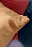 Dekoracyjna poszewka na poduszkę w tkaninie Boho 55x55