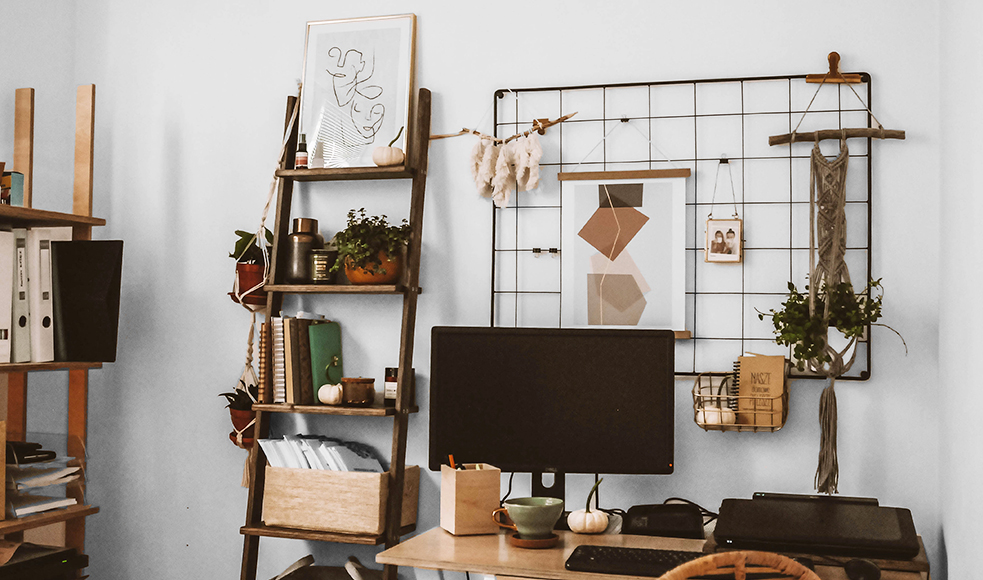 Domowe biuro - home office