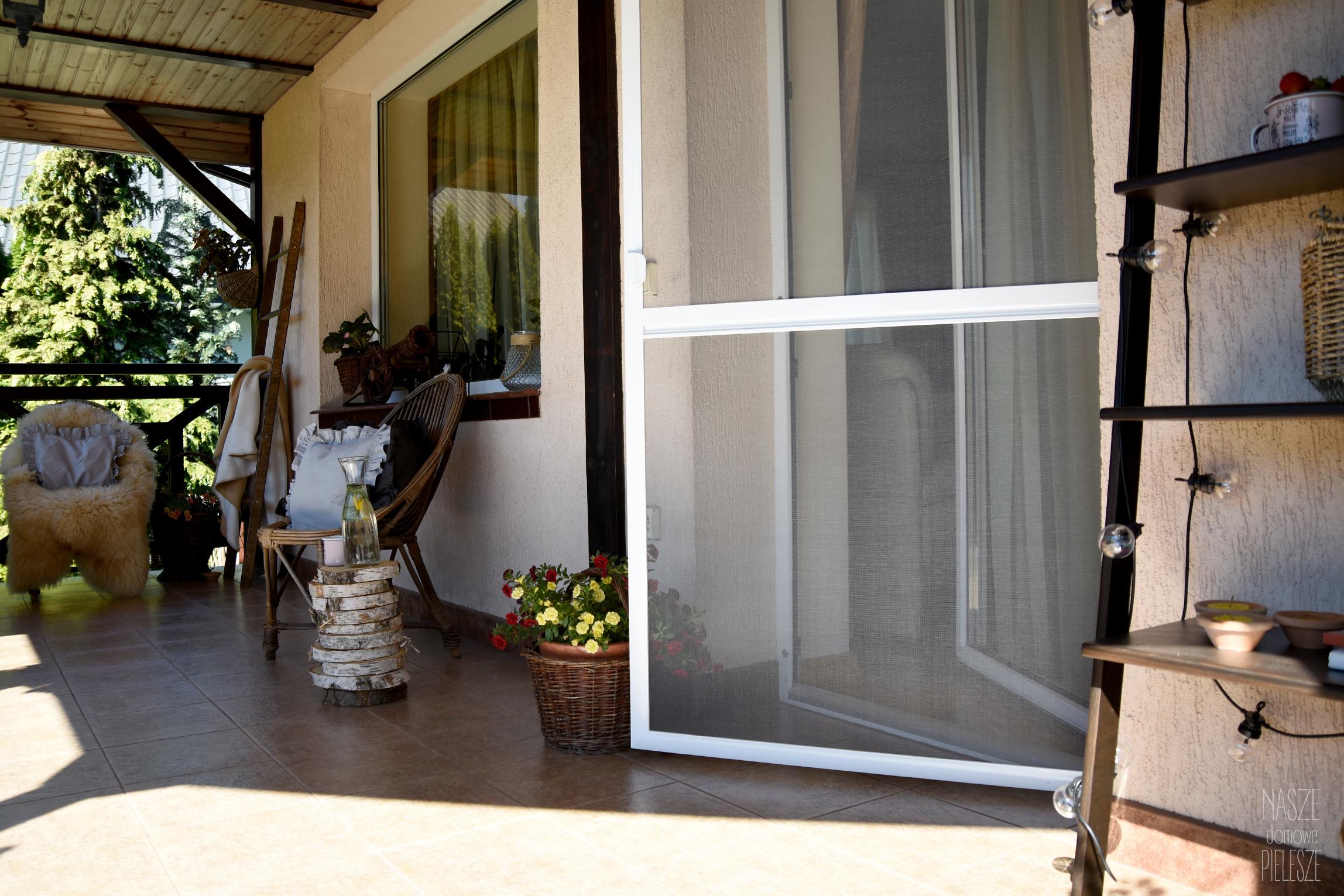 drzwi moskitierowe