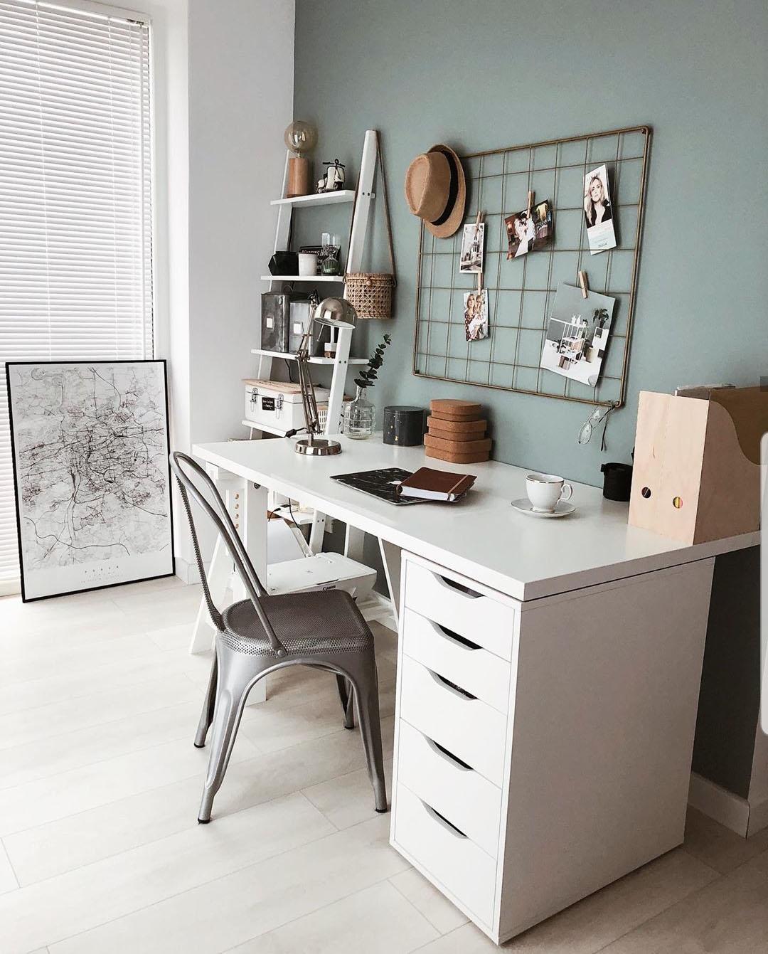 domowe biuro kącik pracy nasze domowe pielesze