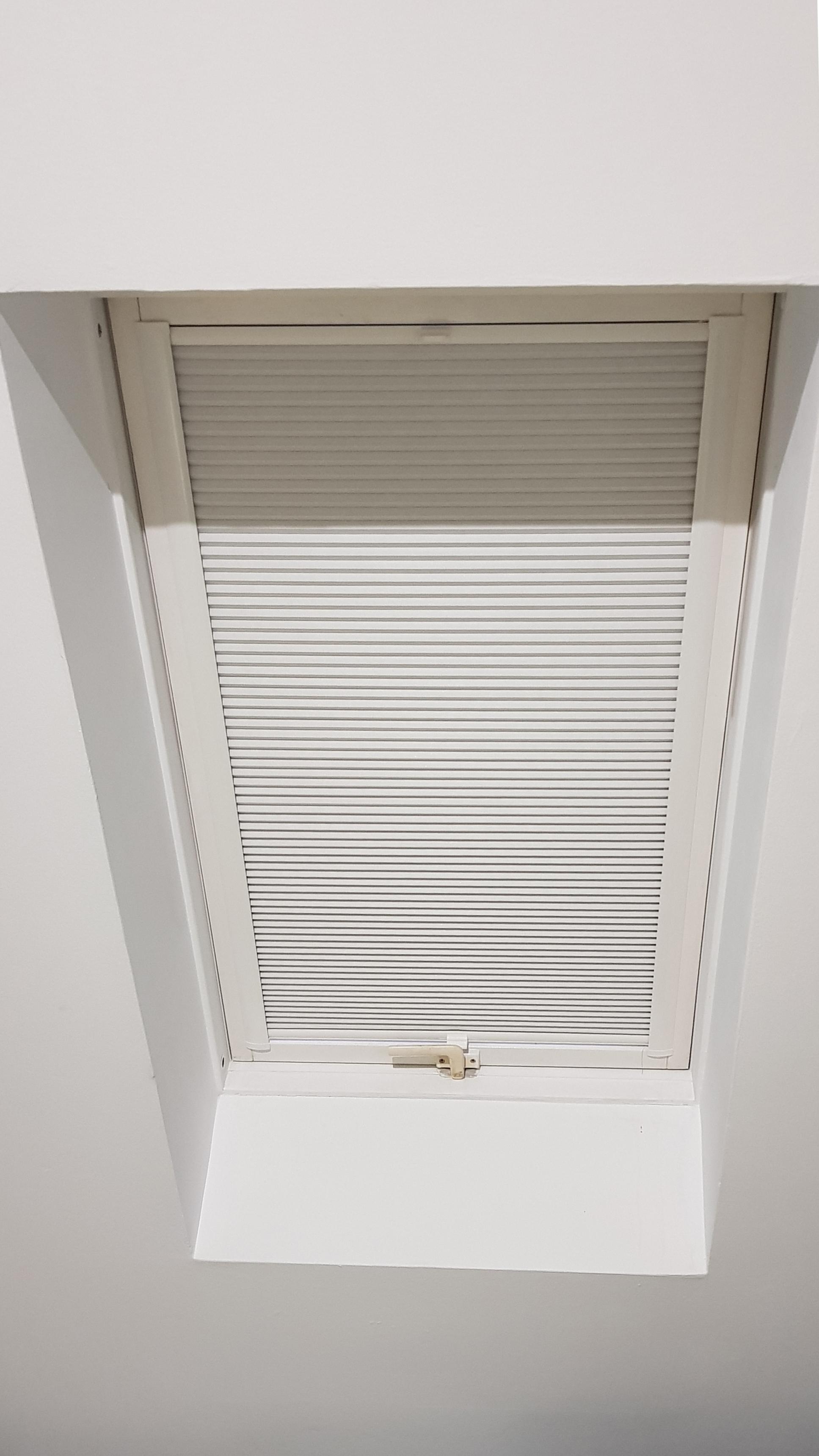 plisa dachowa w prowadnicach nasze domowe pielesze