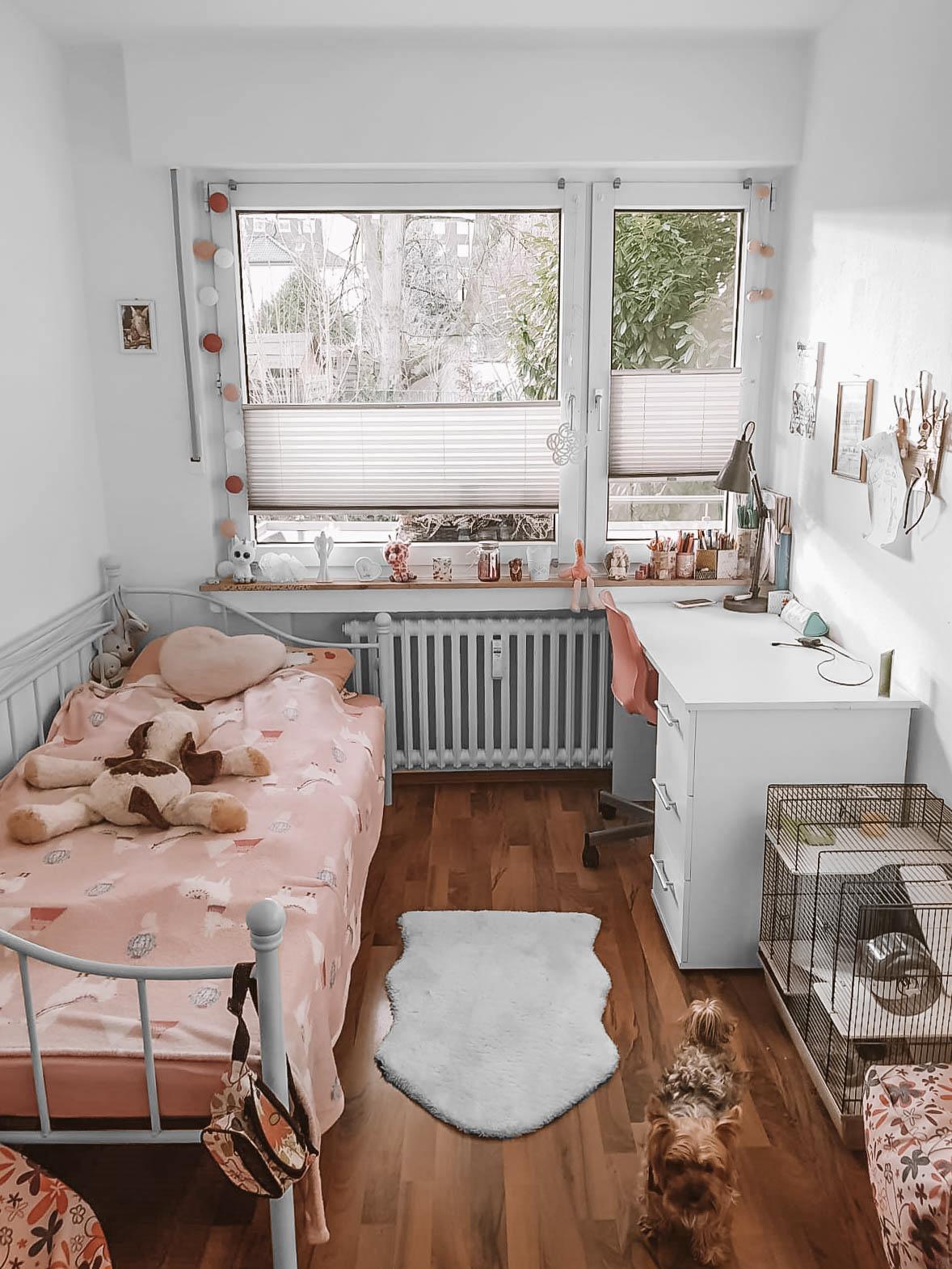 plisy na okno pokój dziecka