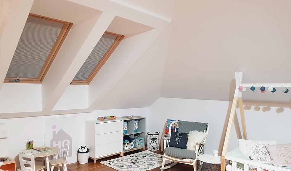 plisy na okna dachowe nasze domowe pielesze