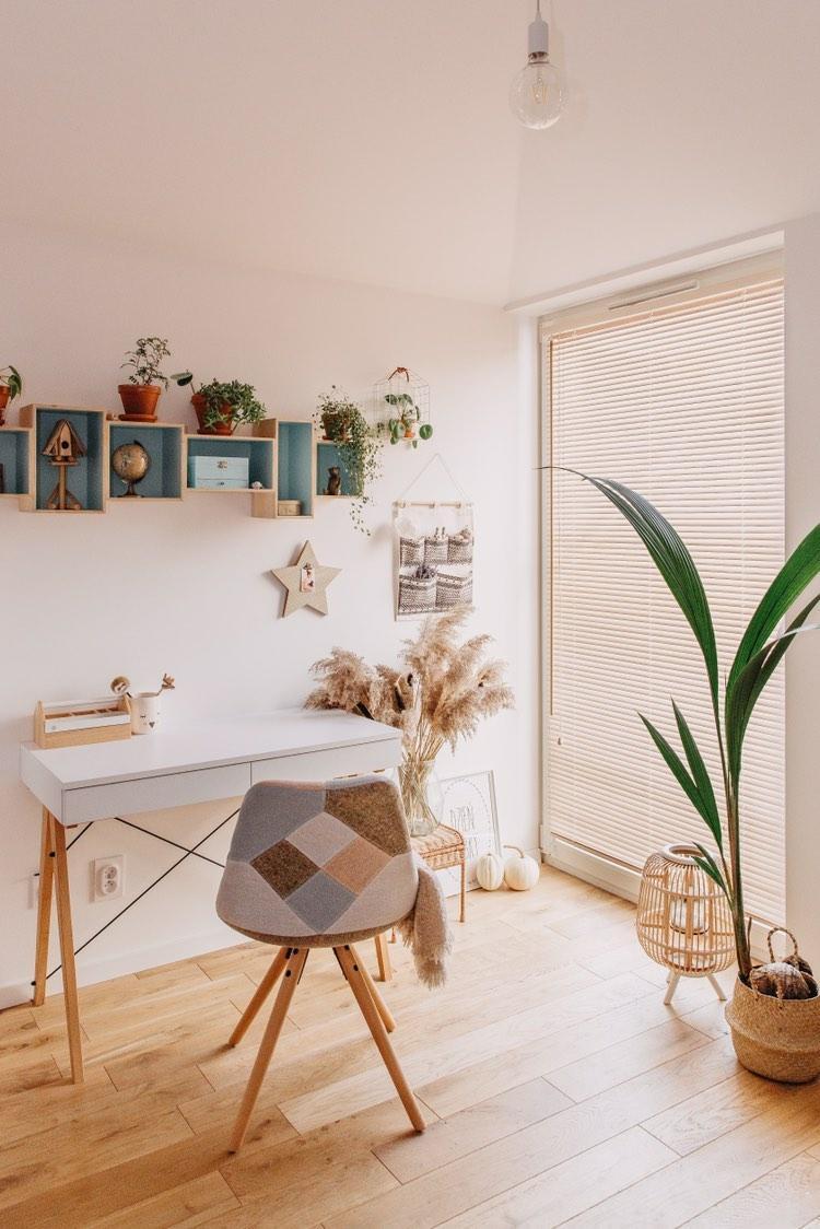 żaluzja bambusowa niski sufit nasze domowe pielesze