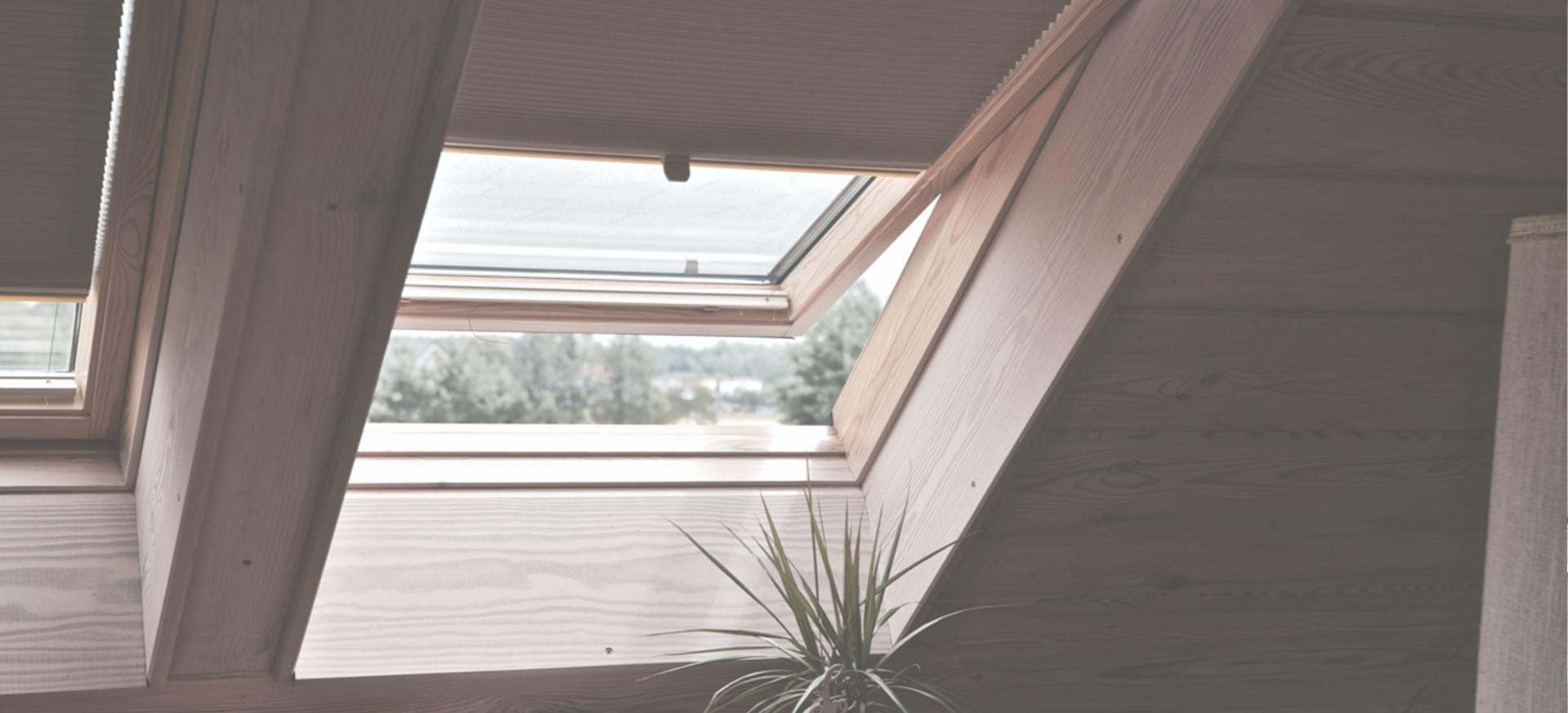 rolety na wymiar, rolety dachowe, rolety do okna dachowego, plisa dachowa, roleta do okna dachowego